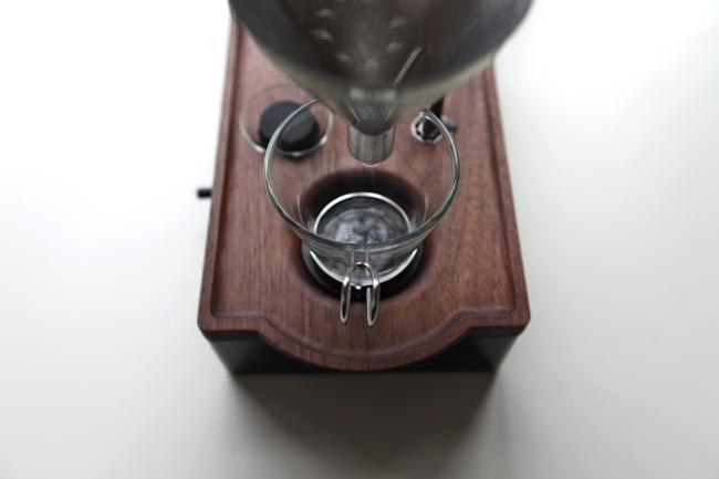 , The Barisieur, Cafetiere Steampunk qui Fait du Café pour vous Réveiller