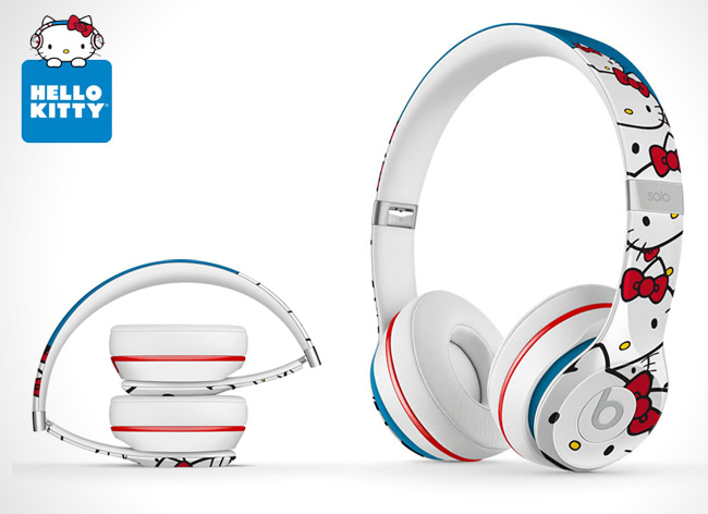 , Beats by Dr Dre x Hello Kitty, les Plus Girly des Casques !