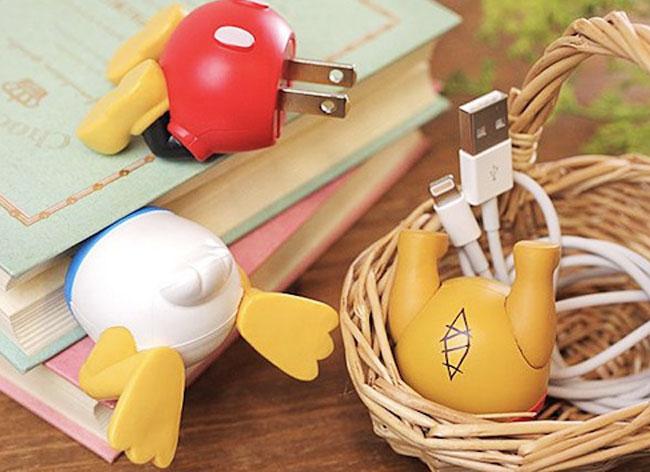 Chargeurs-Secteur-USB-Personnages-Disney-1