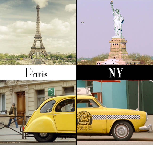 , Pour British Airways Paris et New-York c'est la même Chose… Really ?! (video)