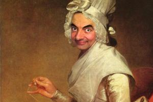 rodney-pike-mr-bean-photo-montage-parodie-peinture-04