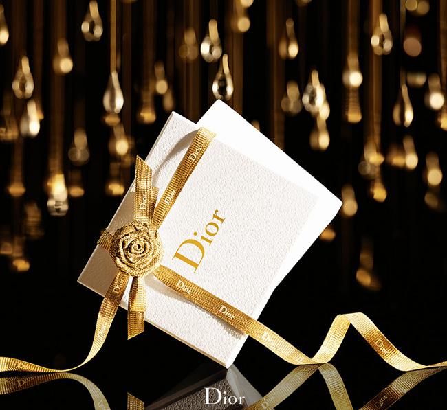 , Pour les Fetes de Noel, Dior nous Fait Visiter son Usine à Reves (video)