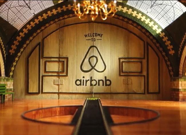 Welcome Airbnb Pub Campagne 1 - Lorsque Airbnb s'Offre une Campagne Cousue Main, le Rêve est au Bout du Voyage (Vidéo)