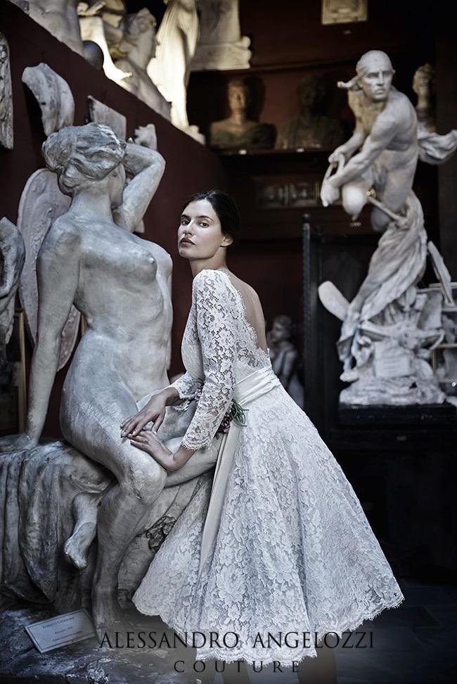 , Alessandro Angelozzi Couture Eblouissantes Robes de Mariées pour 2015