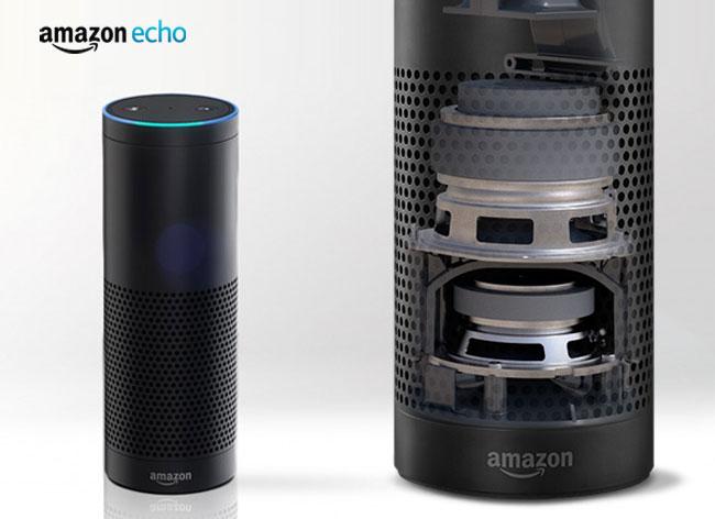 , Amazon Echo, Parler à son Enceinte Bluetooth est une Réalité (vidéo)