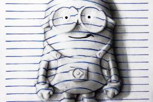 joao-carvalho-dessins-crayon-3d-desenhos-illustrations-1