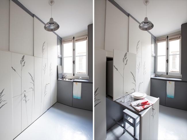 Vous N Allez Pas Le Croire Ce Studio Cosy Parisien Ne Fait