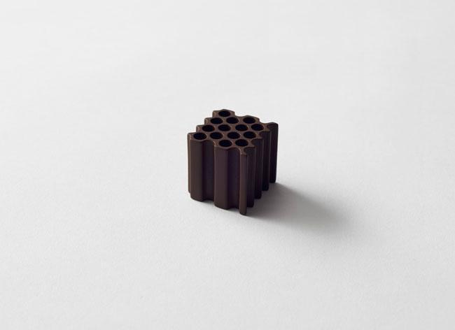 , Ces Chocolats Design sont des Onomatopées japonaises à Déguster