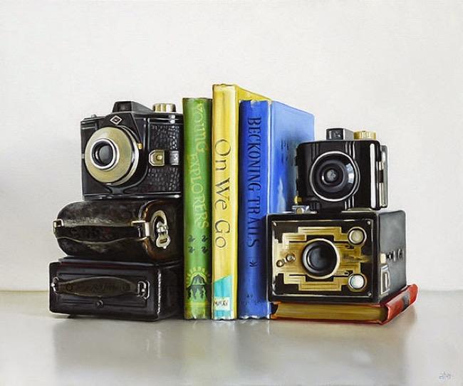 , Ces Photographies d'Objets Ordinaires sont des Peintures