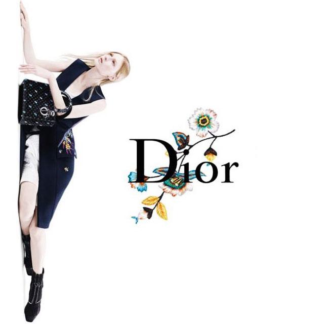 , Dior Affiche une Sérénité Lumineuse pour le Printemps Eté 2015