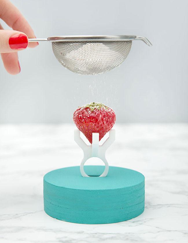 diy bagues 3d fruits gourmandises tour de fork 5 - Astucieuses Bagues à Gourmandises à Fabriquer en 3D (DIY)