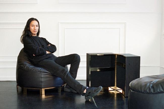 , Alexander Wang offre un Mini Salon aux Italiens de Poltrona Frau
