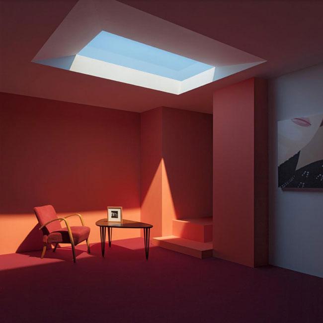 Fausses Fenêtres LED, Ces Fausses Fenêtres LED Ensoleillent vos Pièces Sombres