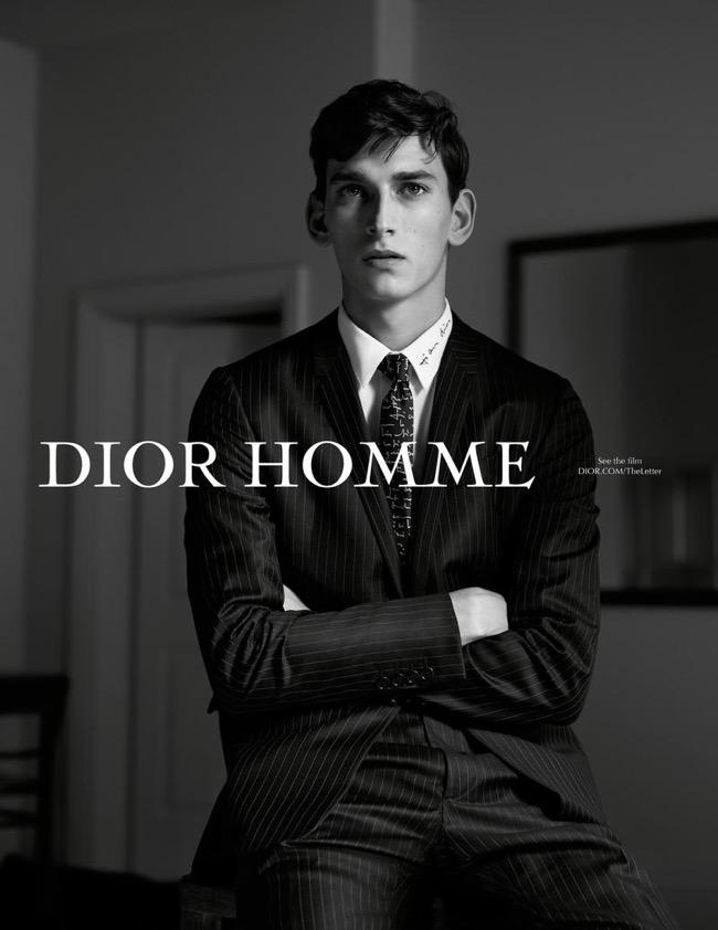 , L'Homme Dior de l'Ete 2015 dans un Diptyque des Tendances