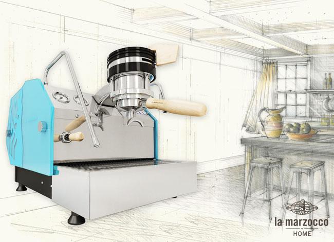 , La Marzocco GS3, la Machine Expresso de Pro dans votre Salon