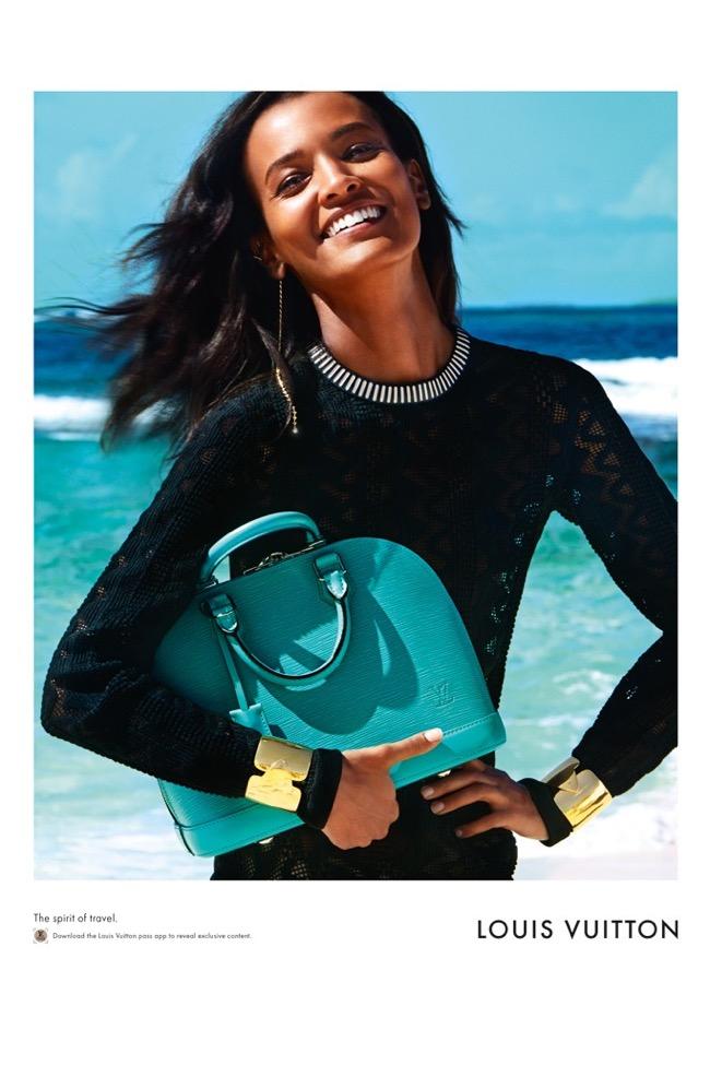 , Louis Vuitton, une Campagne 2015 aux Caraibes