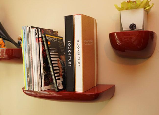, Bookniture, des Livres Transformables en Mobilier d'Appoint (video)