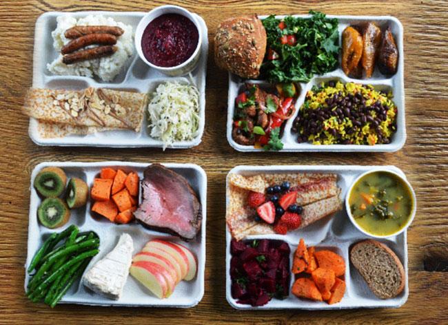 plateau repas ecole enfant monde sweetgreen photos 1 - Decouvrez les Repas des Enfants dans les Ecoles du Monde Entier