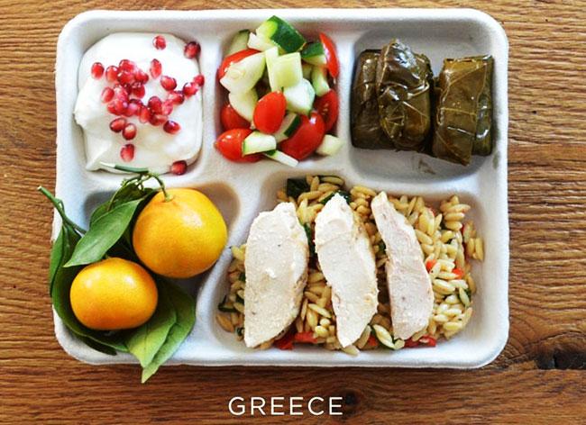 plateau repas ecole enfant monde sweetgreen photos 6 - Decouvrez les Repas des Enfants dans les Ecoles du Monde Entier