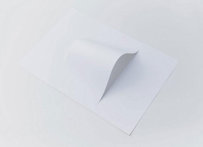 , Ces Affiches en Papier sont des Appliques Murales Minimalistes