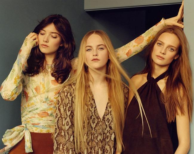, La Femme Zara de l'Ete 2015 plus Hippie Chic que Jamais