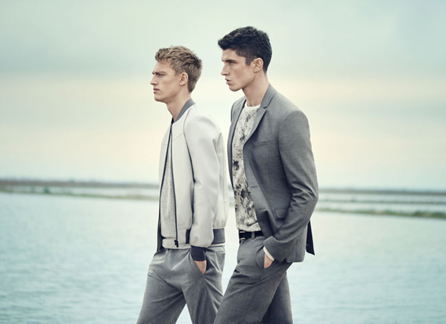 , Attitude Zen pour l'Homme Zara du Printemps Ete 2015