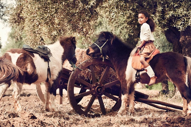 , Massimo Dutti Equestrian Réunit ses Cavaliers et Cavalières pour l'Ete 2015