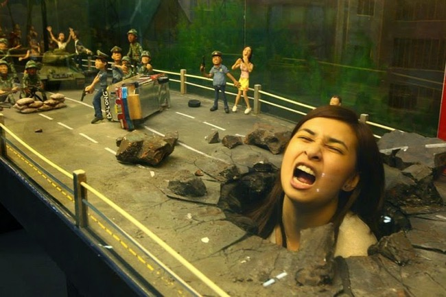musee interactif d art in island philippines manille