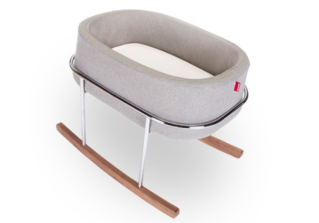 , Bébé a enfin son Berceau Rocking-Chair Design