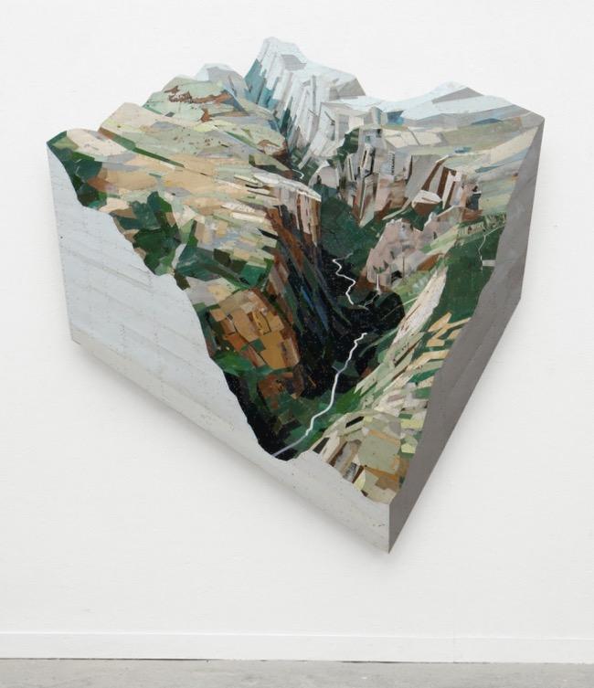 , Ces Imposantes Sculptures de Bois en 3D vont vous Sauter aux Yeux