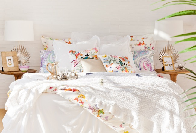 Zara Home Invite Les Papillons Dans Sa Collection Printaniere Maxitendance