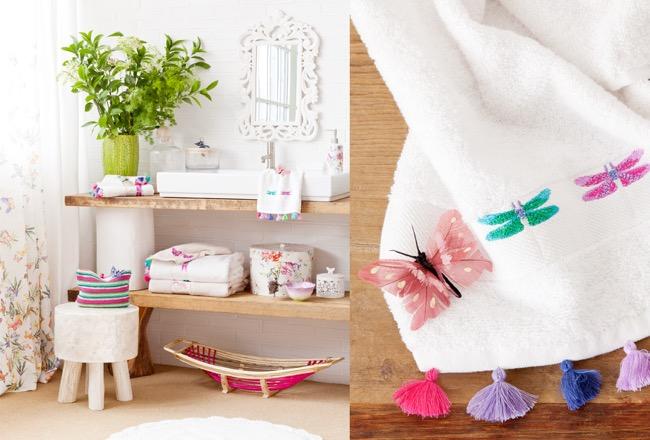 , Zara Home Invite les Papillons dans sa Collection Printanière