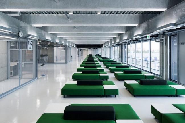 , Pour les JO, Tokyo Transforme son Aéroport en Piste d'Athlétisme