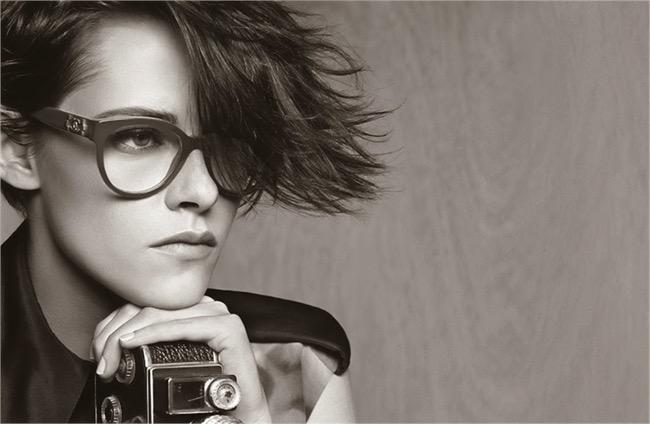 e389b2dca4b3 Lunettes Chanel Printemps Ete 2015, Définitivement Rétro Glam Chics ...