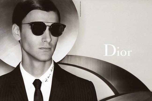 , Campagne Dior Homme Ete 2015, le Retour Vers le Futur de la Mode