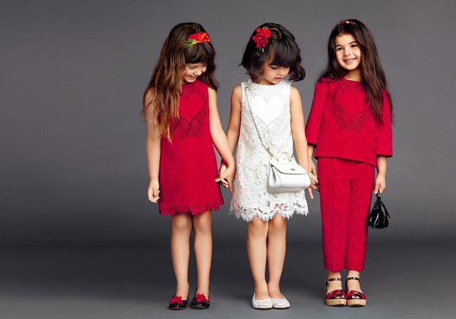 4e68e335c3265 Dolce   Gabbana Enfants Ete 2015