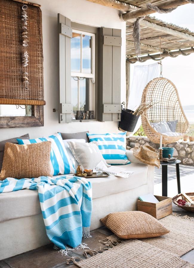 , H&M Home Ete 2015, la Maison s'Installe à l'Extérieur