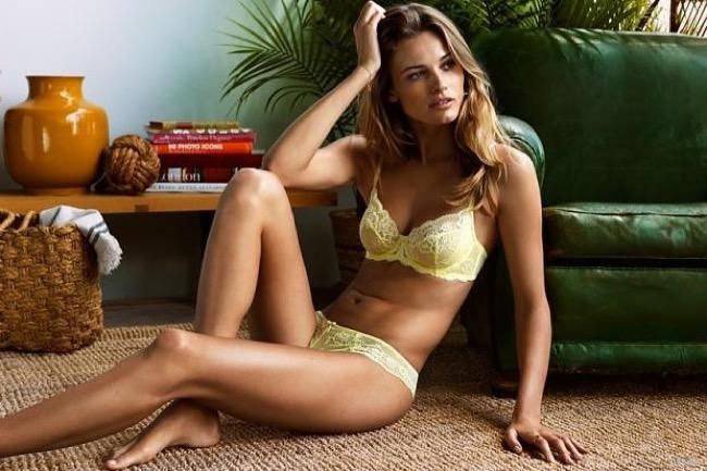 , Pour cet Ete chez H&M, la Lingerie se fait Douce et Feminine