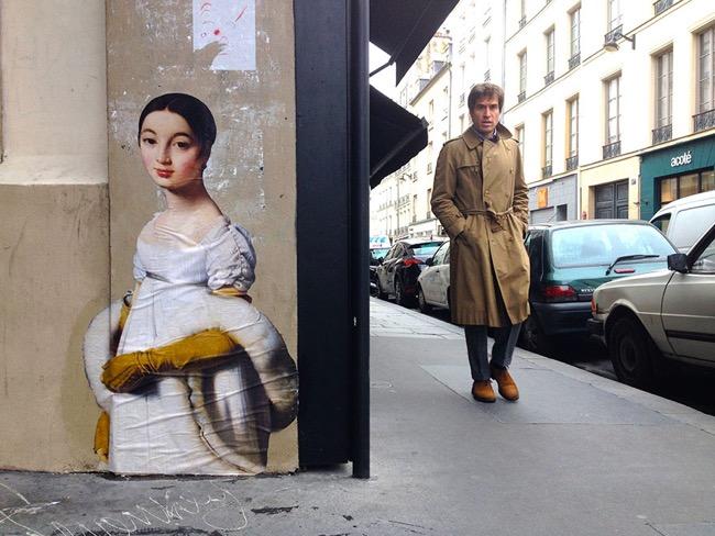 , Du Musée à la Rue, ces Toiles Oubliées Sortent Enfin de l'Anonymat le plus Complet