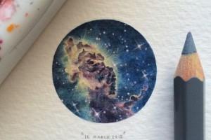 lorraine-loots-peintures-miniature-univers-potluck-2