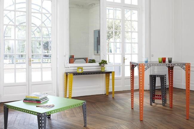 , Avec Meccano Home, Fabriquer ses Meubles est un Véritable Jeu d'Enfants