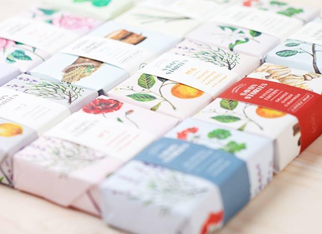 savon stories bio nature artisanat 2 - Savon Stories, le Packaging au Parfum d'Artisanat et de Nature
