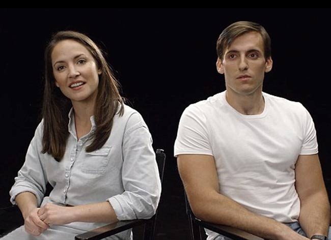 , Evolution Poignante d'un Jeune Couple de 30 à 90 Ans (video)