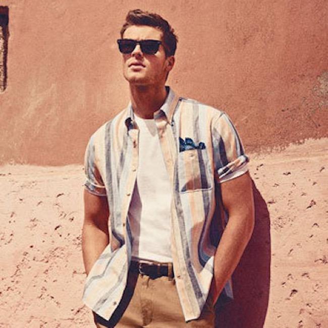 , Chez Marks & Spencer les Hommes se Retrouvent Tous à Marrakech