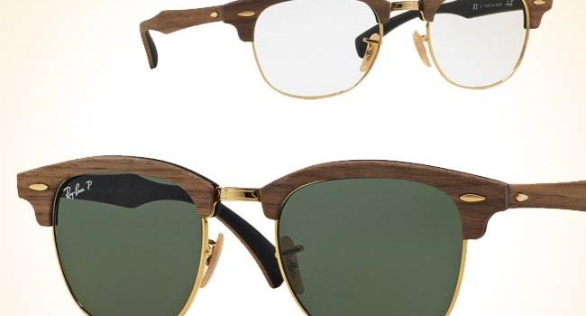 ray-ban-clubmaster-woodgrain-bois-lunettes-0