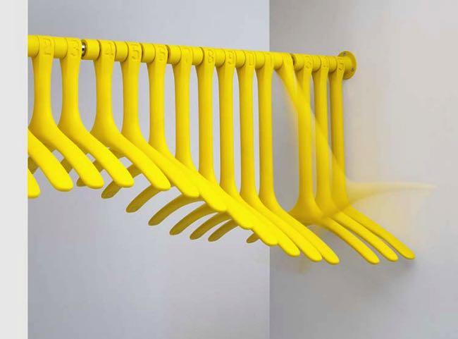 , DINO Kayiwa, Cintres Imprimés en 3D au Design de Squelette