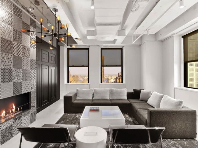 , Linkedin Transforme son QG de NY en Social Club pour Hipsters