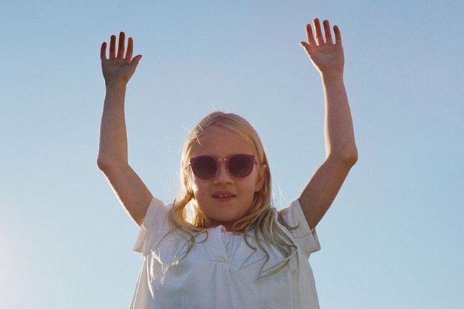 mykita kids lunettes de soleil, Mykita Kids, les Enfants ont enfin leur Collection de Lunettes