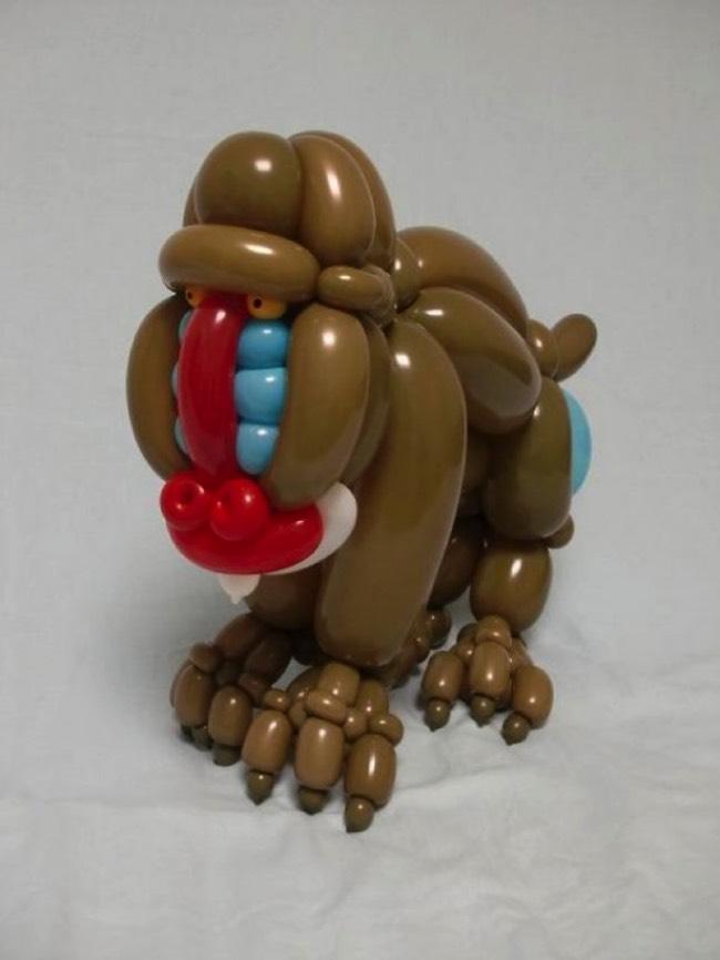 , Sculpter les Ballons avec Réalisme est un Art, la Preuve !
