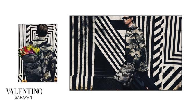 , Virée à Londres pour Valentino Homme Hiver 2015 2016